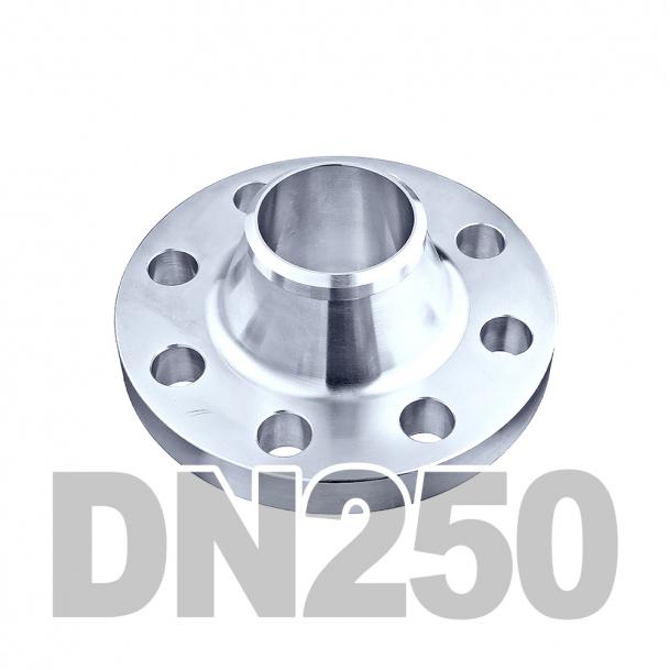 Фланец воротниковый нержавеющий DN250 AISI 316 PN16 (273мм) DIN2633