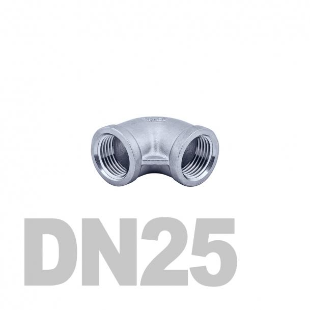 "Отвод нержавеющий вр-вр DN25 AISI 316 (1""   33.7мм)"