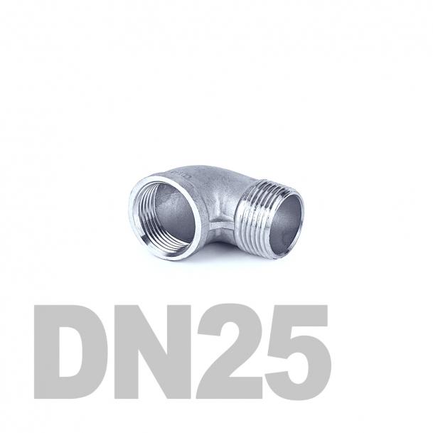 "Отвод нержавеющий вр-нр DN25 AISI 316 (1"" | 33.7мм)"