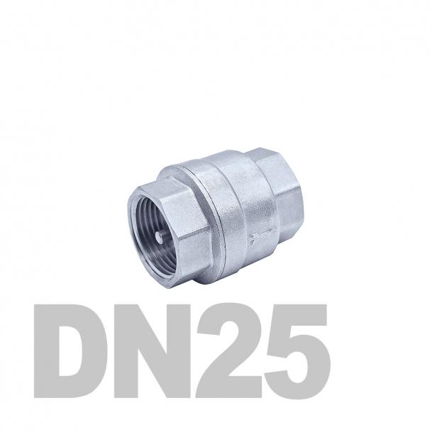 """Клапан нержавеющий обратный вр-вр DN25 AISI 316 (1""""   33.7мм)"""