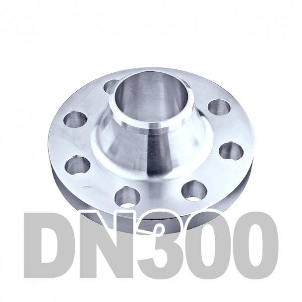 Фланец воротниковый нержавеющий DN300 AISI 316 PN16 (323.9мм) DIN2633