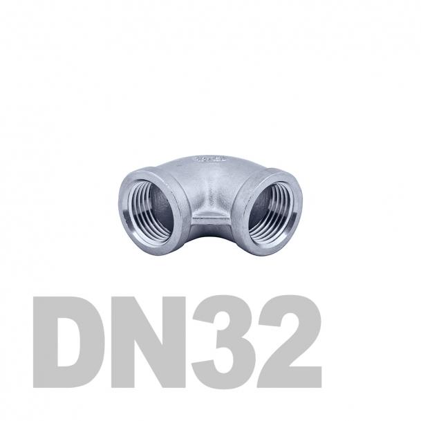 "Отвод нержавеющий вр-вр DN32 AISI 316 (1 1/4""   42.4мм)"
