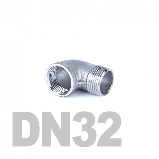 "Отвод нержавеющий вр-нр DN32 AISI 316 (1 1/4"" | 42.4мм)"