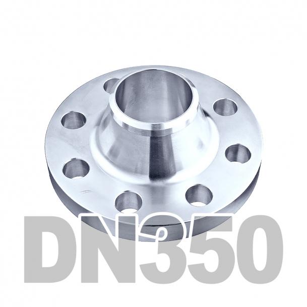 Фланец воротниковый нержавеющий DN350 AISI 316 PN16 (355.6мм) DIN2633