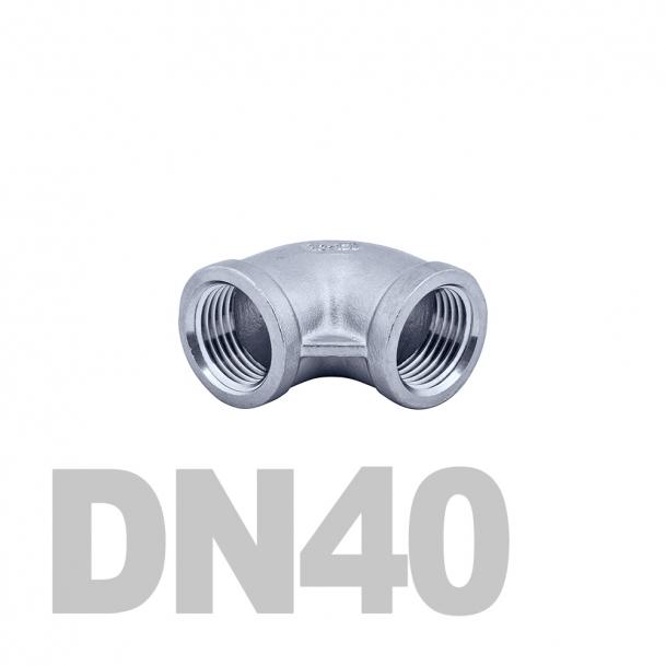 "Отвод нержавеющий вр-вр DN40 AISI 316 (1 1/2""   48.3мм)"