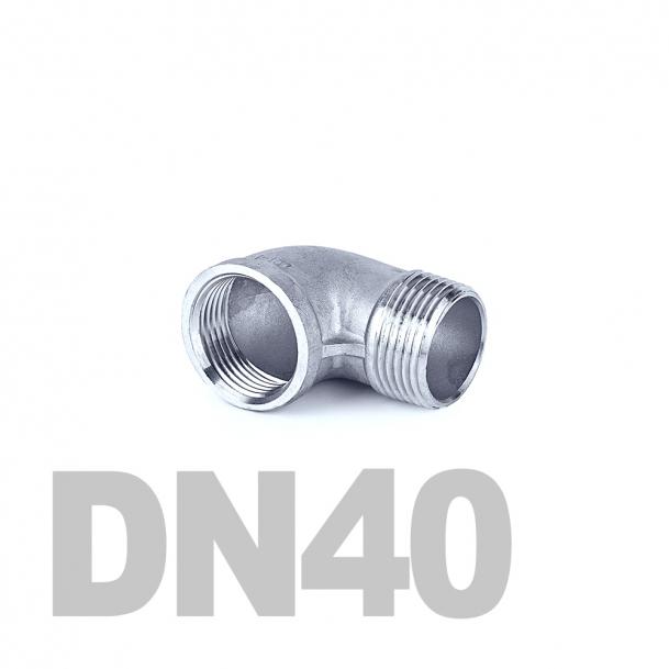 "Отвод нержавеющий вр-нр DN40 AISI 316 (1 1/2"" | 48.3мм)"