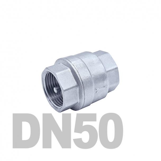 """Клапан нержавеющий обратный вр-вр DN50 AISI 316 (2""""   60.3мм)"""