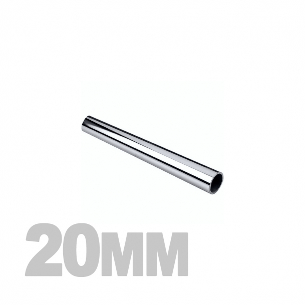 Труба нержавеющая (20мм x 1.5мм) 12Х18Н10Т ГОСТ 9941-81